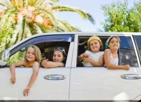 Minivan Rental in Saginaw